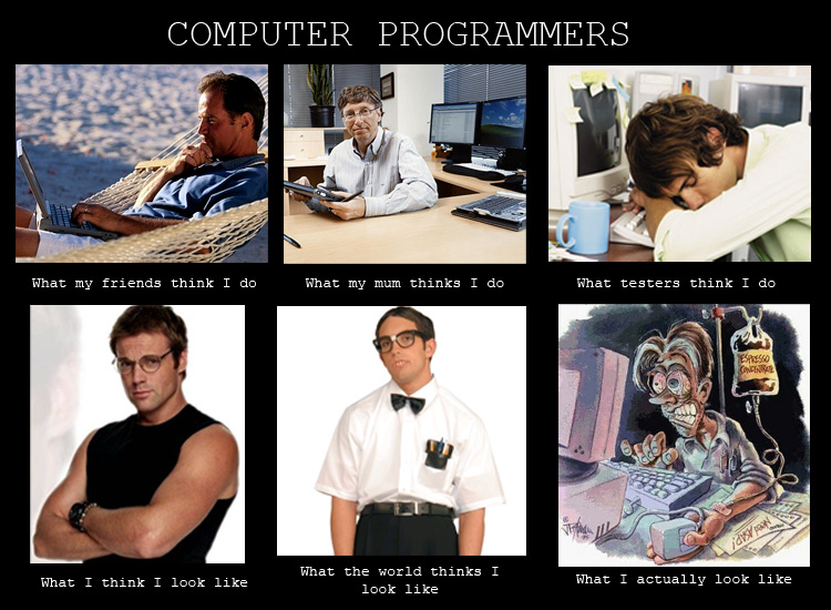 The Truth About Computer Programmers