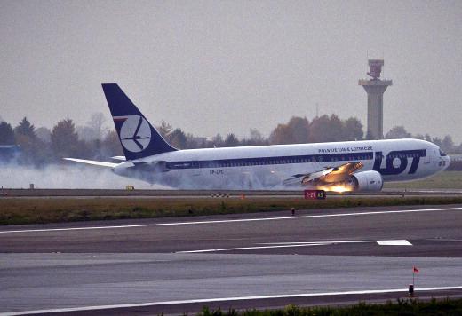 LOT Boeing 767