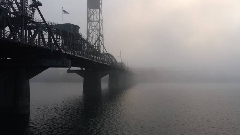 Hawthorne Bridge, Portland, Oregon